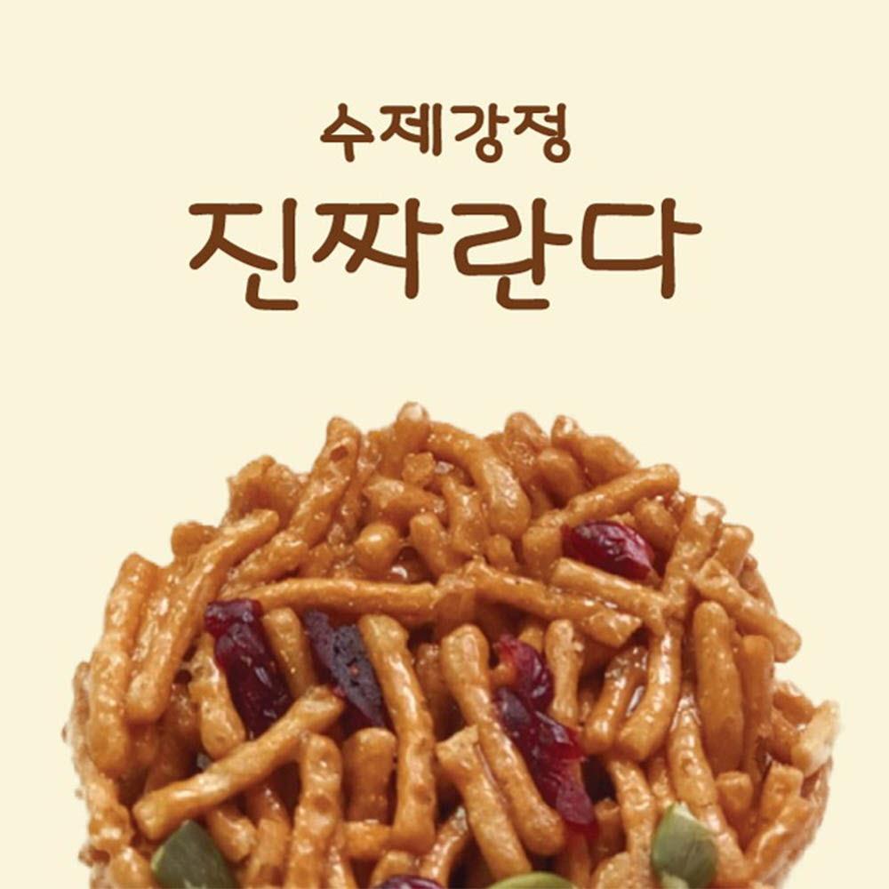 진짜를맛보다 수제강정 진짜란다 (24개입)