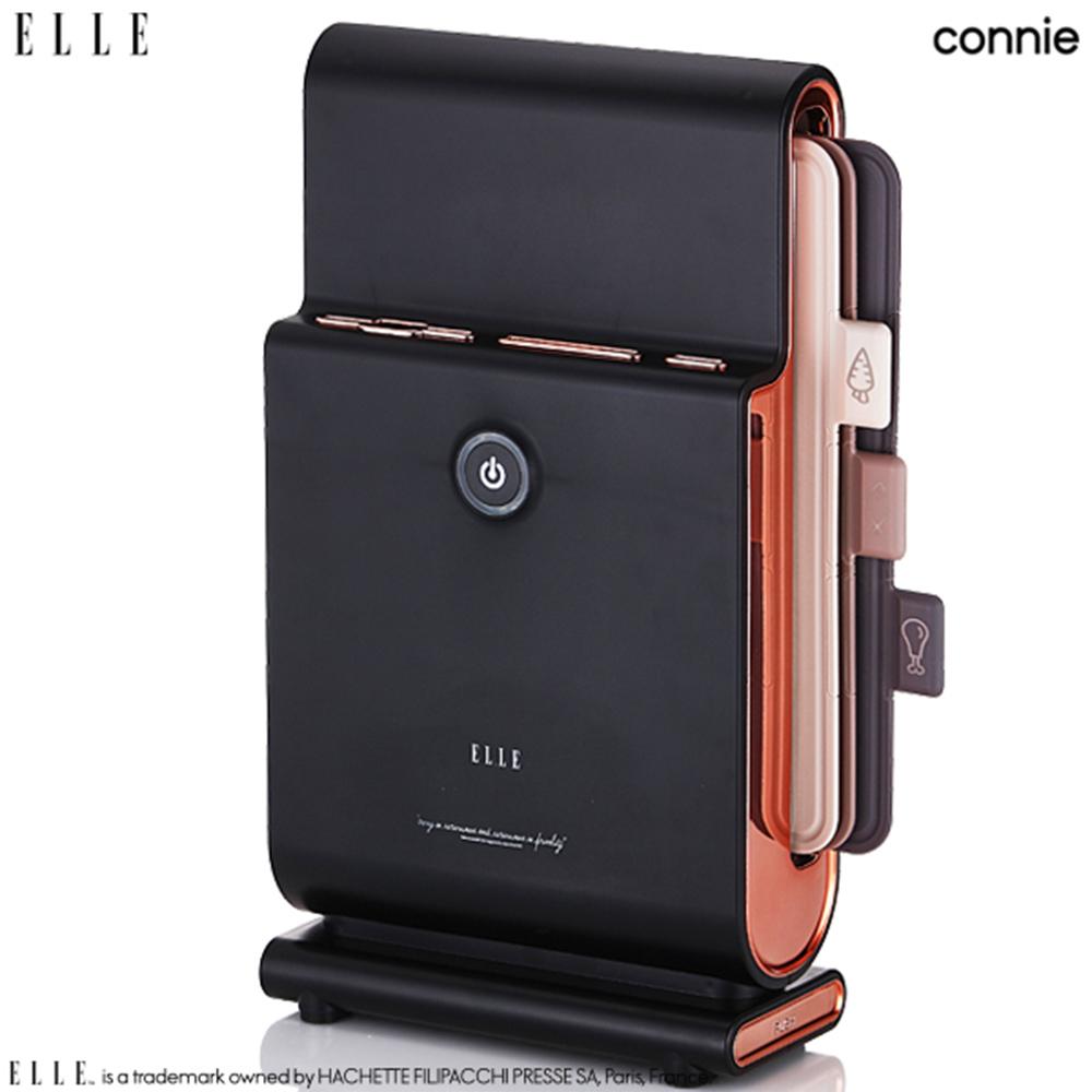 [엘르] 코니 분리세척형 도마/칼 살균기(블랙에디션) ECS-B050S