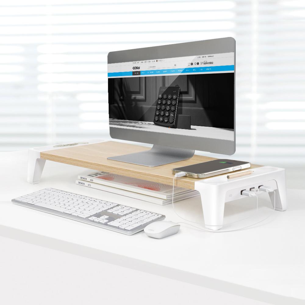 USB 3.0 모니터 거치대 ST2102UB