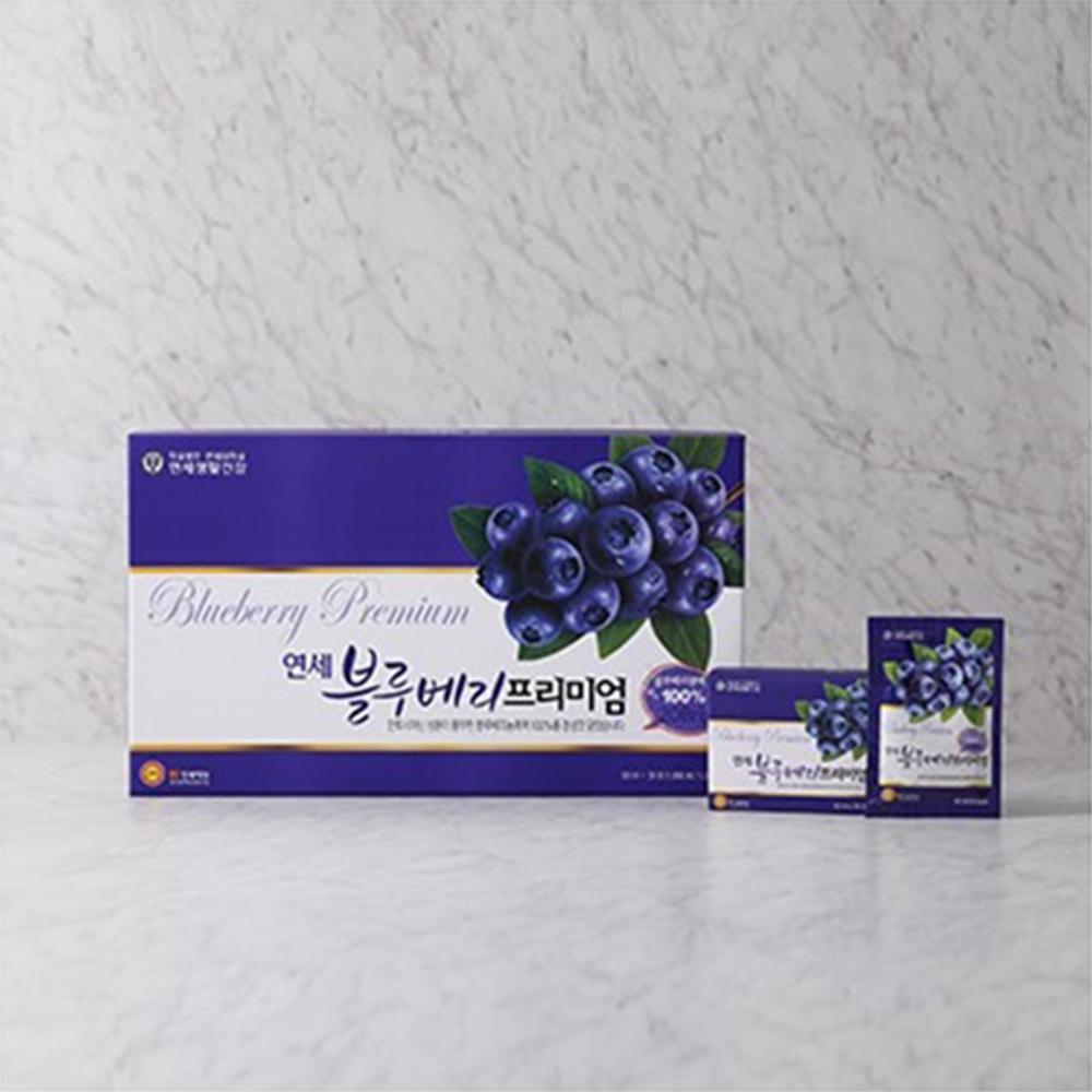 연세생활건강 블루베리 프리미엄 70ml x 30포