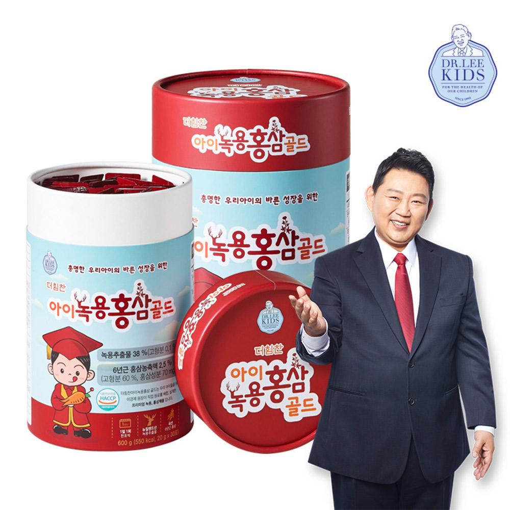 이경제 아이녹용홍삼골드 20g×30포 (1개월분)