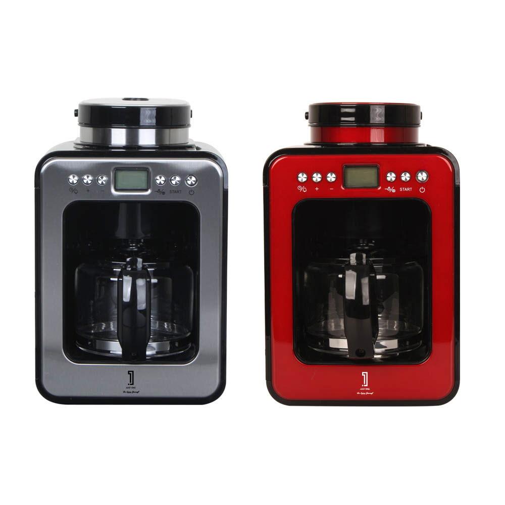 저스트원 글라인더 커피메이커(디지털) HNZ-CM6000AT