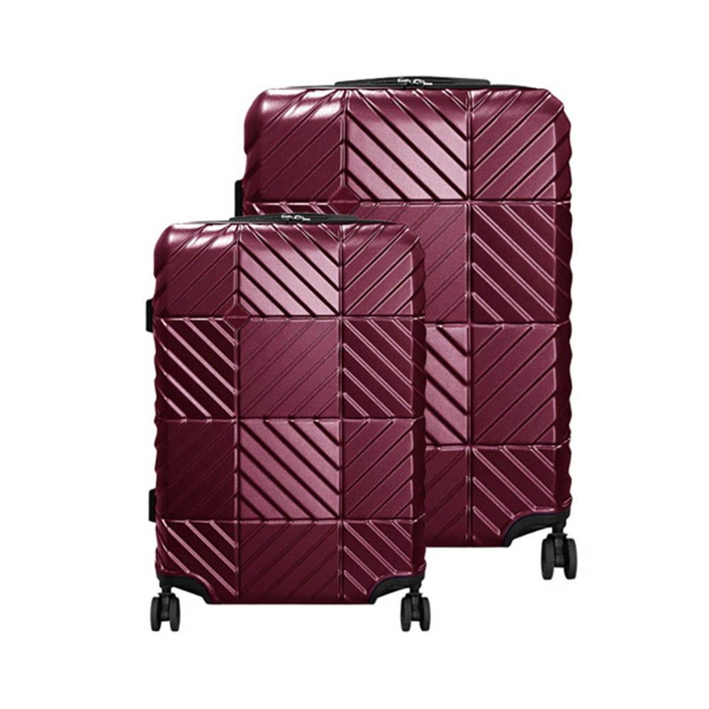 [아놀드바시니] 프리미엄 ABS 여행가방 2종세트 ab8600 (ab8620+ab8624)