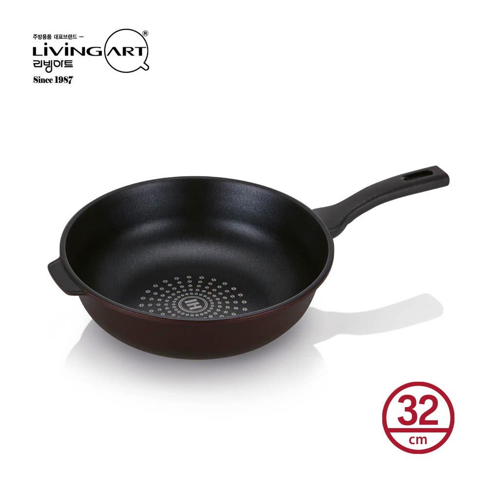 리빙아트 Classic IH 궁중팬 32cm