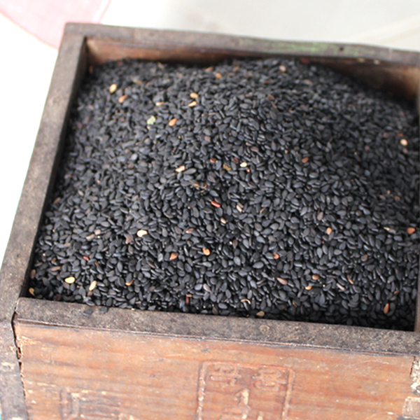 지리산 검정깨(흑임자)  1kg / 2kg