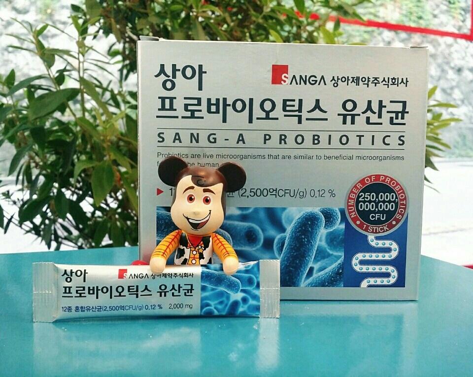 [상아제약]프로바이오틱스 유산균 2000mg*30포
